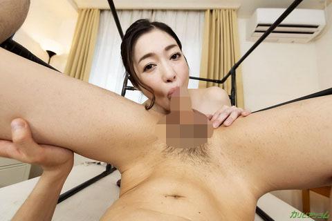[VR] スゴ技美痴女のチングリ挿入騎乗位プレス! 江波りゅう