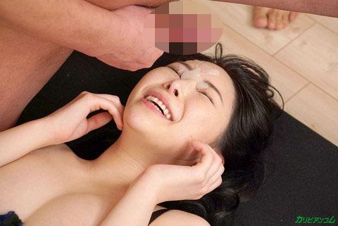 私のセックスを見てください!い~っぱい顔面射精してください!4 宮澤さおり