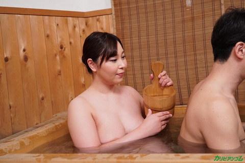洗練された大人のいやし亭 〜ムチムチ肌でもてなす菊門の宴〜  小川桃果